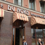 Photo taken at Du Nord 1834 by Olga S. on 7/11/2013