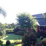 Photo taken at Valley Garden Resort by Nuch_Ratti on 10/30/2014