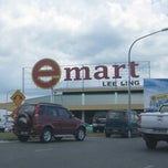 Photo taken at E-Mart by Miho N. on 9/28/2012