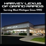 Photo taken at Harvey Lexus Of Grand Rapids by Harvey Lexus Of Grand Rapids on 10/26/2013