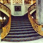 Photo taken at The Seelbach Hilton Louisville by Katie M. on 7/20/2013