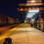 Photo taken at Metrolink Industry Station by Angus N. on 12/24/2013