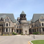 Photo taken at Mansfield Reformatory by Terry K. on 5/26/2013