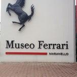 Foto scattata a Museo Ferrari da Marianna S. il 10/10/2012