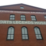 Photo taken at Sports Legends Museum at Camden Yards by Jennifer on 12/7/2012
