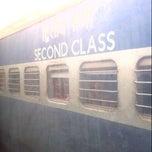 Photo taken at Etawah Railway Station by Soorjaneel C. on 1/5/2013