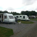 Photo taken at Dartmoor Barley Meadow Camping and Caravanning Club Site by Gian Gabriele C. on 8/2/2013