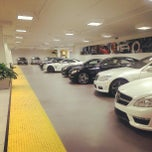 Photo taken at Mercedes-Benz of Encino by Winston on 1/21/2013