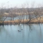 Photo taken at The Park at Josey Ranch Lake by John S. on 2/12/2014