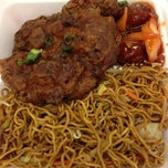 Photo taken at Chowmein Express - NEX by Ned L. on 1/13/2013
