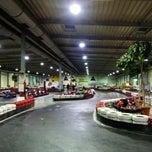 Photo taken at Kartcenter Kottingbrunn by Daniel W. on 12/16/2012
