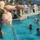 Photo taken at Marriott Casa Magna Pool by Martin C. on 1/5/2013