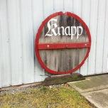 Photo taken at Knapp Winery & Vineyard Restaurant by Amanda P. on 11/10/2012