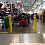Photo taken at Newington Dept of Vehicle Services Fairfax County by Chris J. on 9/23/2013