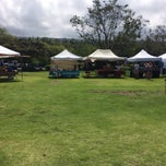 Photo taken at Keauhou Farmer's Market - Sheraton by Arathena S. on 5/24/2014