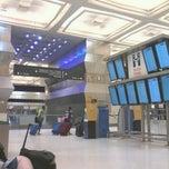 Photo taken at Terminal B by Rich A. on 7/26/2012