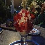 Photo taken at Eiscafe Florian by Mtcvvl on 6/13/2014