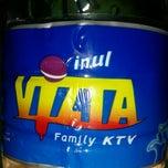 Photo taken at Inul Vizta by Kartika S. on 11/28/2012