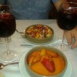Photo taken at Restaurante Casa Los Botones by ANA T. on 8/4/2013