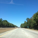 Photo taken at I-40 by Jordan S. on 10/16/2012