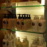 Photo taken at The Body Shop by nancy w. on 7/27/2013
