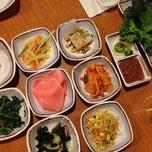 Photo taken at Korean Spring BBQ by Taylor W. on 10/5/2013