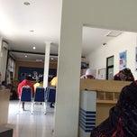 Photo taken at Bank BPD DIY cabang Pasar Stan by Panji B. on 5/7/2014