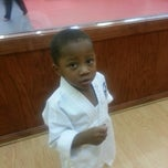 Photo taken at U.S. Tae Kwon Do College by Jerome J. on 10/17/2012