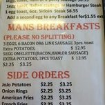 Photo taken at DW's Diner by joseph k. on 5/14/2013