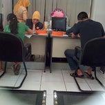 Photo taken at Bank DANAMON Cab. GOWA by Beby P. on 11/6/2012