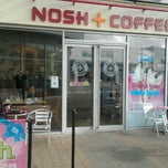 Photo taken at Nosh + Coffee by Ulli M. on 10/20/2012