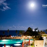 Photo taken at Temptation Resort & Spa Cancun by Temptation Resort & Spa Cancun on 7/17/2014