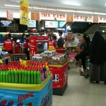 Photo taken at Hari Hari Supermarket Lokasari by Hon F. on 8/12/2013