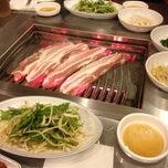 Photo taken at Muk Eun Ji by Brent on 10/7/2012