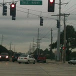 Photo taken at Dale Mabry Hwy & Tampa Bay Blvd by Lisa E. on 10/17/2012