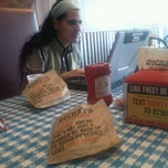Photo taken at Dickey's Barbecue Pit by Rochelle D. on 3/23/2013