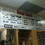 Photo taken at Real Chili by Alan P. on 3/28/2013