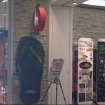 Photo taken at Havaianas by Robert Y. on 12/8/2012