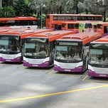 Photo taken at Toa Payoh Bus Interchange by 陈杰伦 (. on 9/19/2013