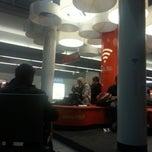 Photo taken at Gate 28 by Viktorija R. on 10/19/2012