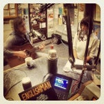 Photo taken at WRFL-FM Studios by Mick J. on 11/21/2013