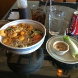 Photo taken at Pho Aura by Kaitlyn S. on 2/27/2015