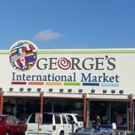 Photo taken at George's International Market by Rose Y. on 10/20/2012