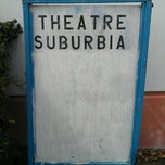 Photo taken at Theatre Suburbia by Marcus on 3/10/2013