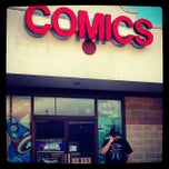 Photo taken at Graham Crackers Comics by Bob G. on 3/31/2014