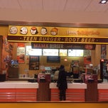Photo taken at A&W - Stone Road Mall by Akira F. on 12/14/2013