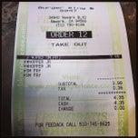 Photo taken at Burger King by Abraham L. on 3/11/2014