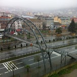 Photo taken at Giresun Oteli by Ali I. on 12/23/2012