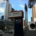 Photo taken at UNIFACS - Universidade Salvador by Moisés N. on 5/24/2013