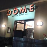 Photo taken at Dôme Café by Vinu V. on 11/27/2012